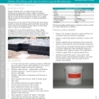 Damp Proofing and Gas Control Membrane : Newton NuSeal LM Technical Data