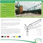 Steel Technical Specification (Tapered Trellis)