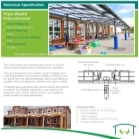 Triple Walled Polycarbonate Technical Specification