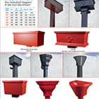 Downpipe Hopper Heads