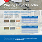 Walling Project Packs