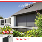 Fixscreen® Sun Protection Screens