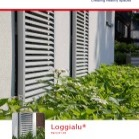 Loggialu® Sliding Panel