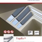 Topfix® sunprotection screen