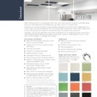 QuietSpace® Ceiling Tile Tech Data