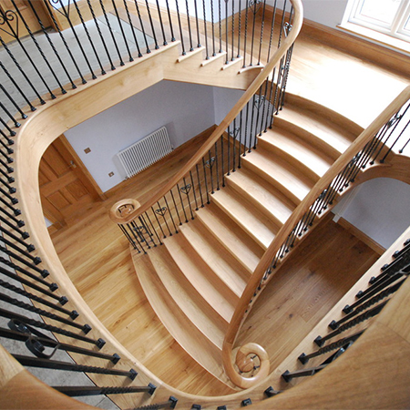 Image result for Bespoke staircases