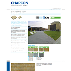 Charcon StoneMaster® block paving