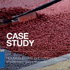 SuperColour® Housing Estate Cross Roads - Case Study