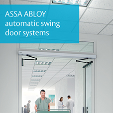 ASSA ABLOY Automatic Swing Door Systems
