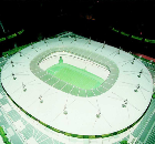 Rhenofol CV ensured a watertight seal on the roof of the Stade de France when it made its debut in 1998 as the venue of the World Cup Final