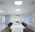 Optima Ceiling, conference room