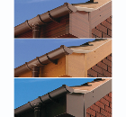 Roofline foiled colours