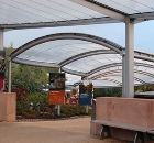 SSM-System, covered walkway