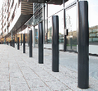 Zenith Powder Coated Steel Bollards