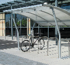 Academy Cycle Shelter