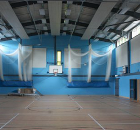St John's school, Ecophon Master Solo and Wall Panel A