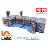 SE Controls gains LABC approval for new smoke ventilation solution