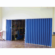 Accordian Concertina Partition