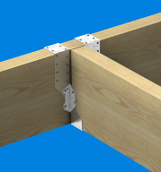 A270 Timber to Timber Standard Leg Joist Hanger