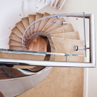 floriel helical staircase