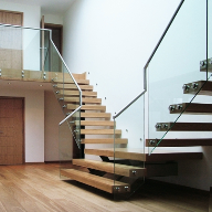 pippin cantilever staircase