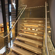 pullman hotel staircase