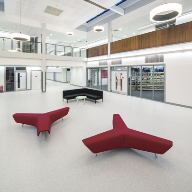 Polyflor products at Sir Stanley Matthews Academy