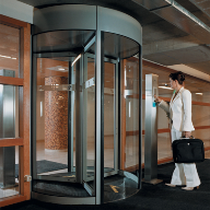 Tourlock 120 Security Revolving Door