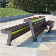 Furnitubes Seven outdoor seating range
