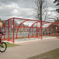 Broxap Cycle Parking