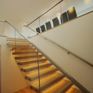 The Cantilever Staircase