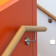 B10 Wall-Mounted Handrails