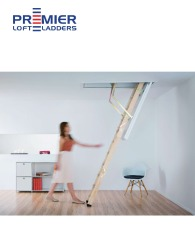 Cadet Loft Ladder Brochure