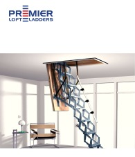 Supreme Electric Loft Ladder Brochure