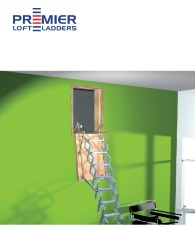 Supreme Vertical Loft Ladder Brochure