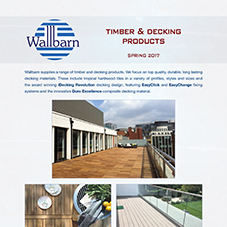 Timber & Decking Products