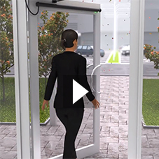 Swing doors: Learn more about the extended closing torque functionality