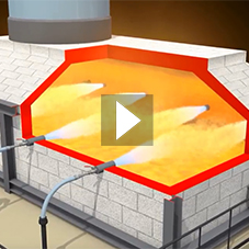 Knauf Insulation Glass Mineral Wool Production Process
