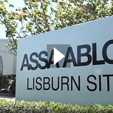 ASSA ABLOY Security Doors Capability Video