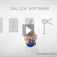 Dialock – Electronic ID & Locking System