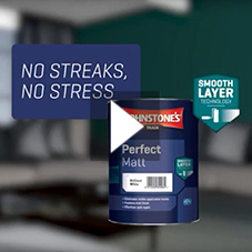 Johnstone's Trade Smooth Layer technology
