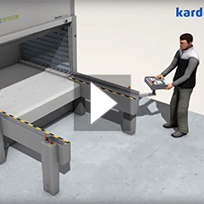 Shuttle XP 1000 - Pallet Handling Solution