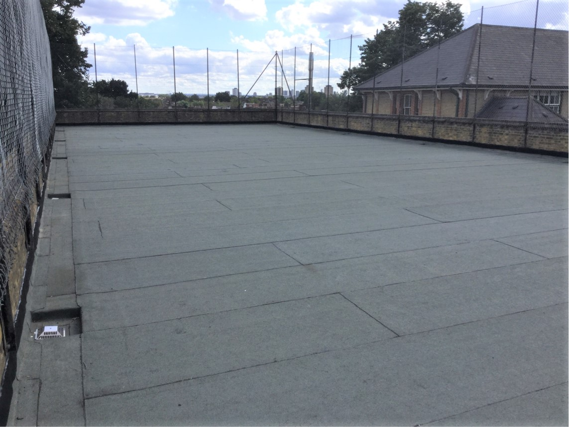 Langley Rooftop Football Pitch
